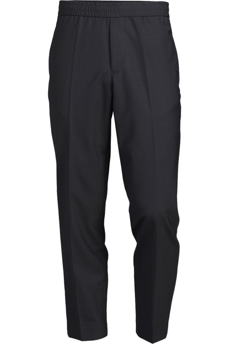 M. terry cool wool trouser dk. navy
